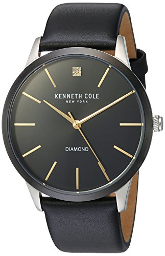 Kenneth Cole New York Male Quartz Watch (Cole Kenneth New Keep York)