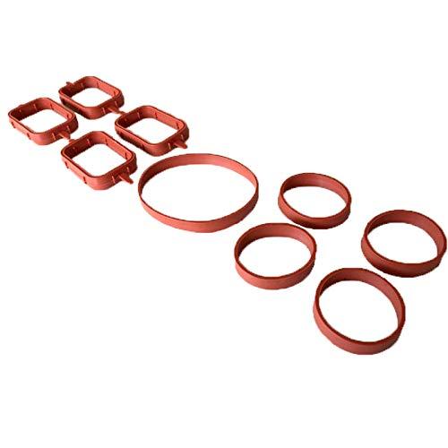 Twowinds Kit de suppression 4 clapets dadmission Evitez la casse moteur E90 E46 E39 E60 E61 E65 X3 X5 22mm + 14 joints