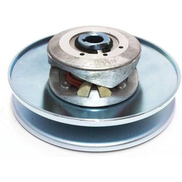 "30 SERIES TORQUE CONVERTER 5//8/""  ID 6/"" inch DIAMETER DRIVEN CLUTCH for GO KART"