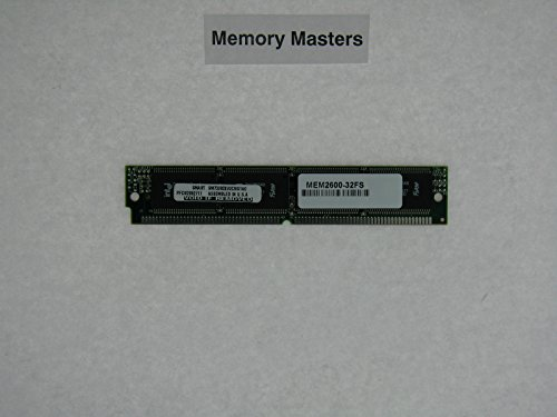 32MB FLASH SIMM FOR 2620/2650 APPROVED RAM Memory Upgrade ( MEM2600-32FS )