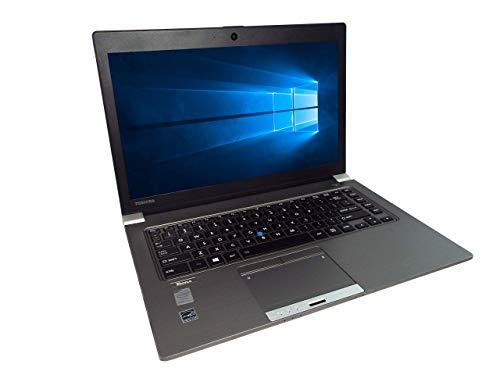 Toshiba Tecra Z40-A 14in 1366x768 Notebook PC, Intel Core i5-4300U 1.9-2.5GHz, 8GB DDR3 RAM, 256GB SSD, WIn-10 Pro ()