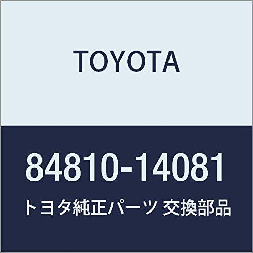 Toyota 84810-14081 Power Window Regulator Switch Assembly