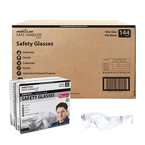 BISON LIFE Safety Glasses