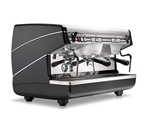 Nuova Simonelli Espresso Machine – Appia – 2 Group – Semi-Automatic