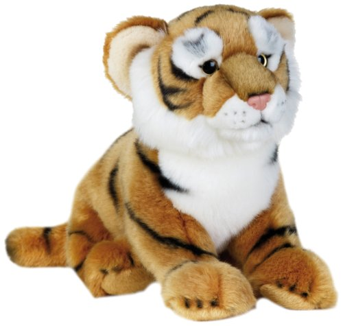 Tiger Hand Puppet<br>National Geographic<br>Choice of 2 Sizes