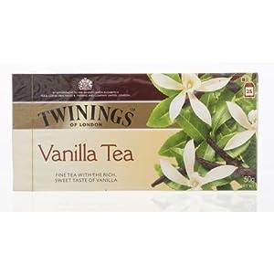 Twinings Vanilla Tea 50g. (2g.x25 Sachets)