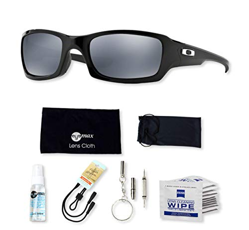 OO9238 (06) Polished Black/Black Iridium Polarized for sale  Delivered anywhere in USA