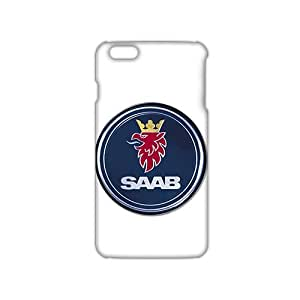 WWAN 2015 New Arrival saab logo 3D Phone Case for iphone 6