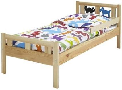 IKEA KRITTER Junior de la estructura de la cama sin necesidad ...