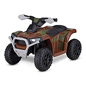 Kid Trax Toddler Quad Ride On Toy