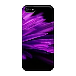 Durable Case For The Iphone 5/5s- Eco-friendly Retail Packaging(purple)