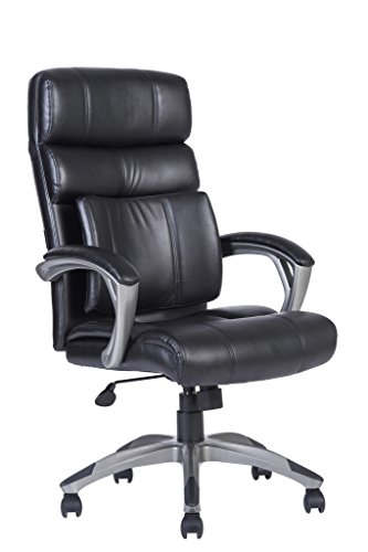 High Back Executive Leather Chair - 6