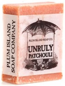 Plum Island Soap - Unruly Patchouli , All Natural Handmade Soap made in New England