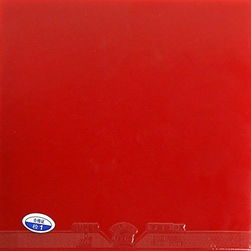 729 FX Super Soft Table Tennis Rubber (Red) - 1