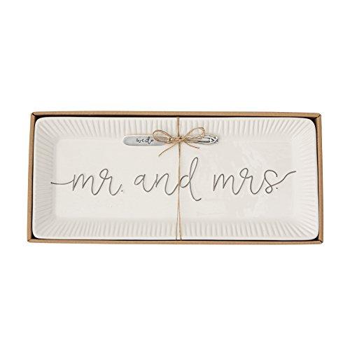 Mud Pie 4075127 Wedding Hostess Set, -