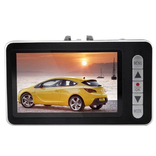 Docooler BL330 1080P Full HD Car DVR Blackview with G-sensor H.264 HDMI Enhanced IR Night Vision WDR