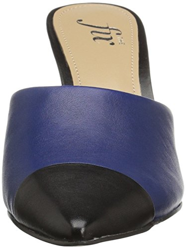 Toe Fix Navy up Choked Women's Black Mule Pointed The Jenkins Summer qPB4wFFp