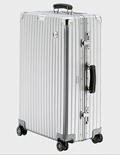 (リモワ)RIMOWA ルフトハンザコラボ CLASSIC FLIGHT クラシックフライト MultiWheel マルチホイール 85L [1748208] [並行輸入品] B071W1YK31