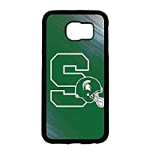 Spistyler, Samsung Galaxy S6 Case Michigan State Spartans Design For Fans Plastic Shell