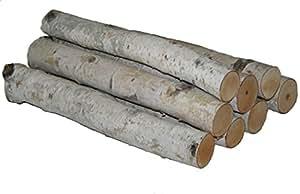 Wilson Enterprises Log Bundle, White Birch