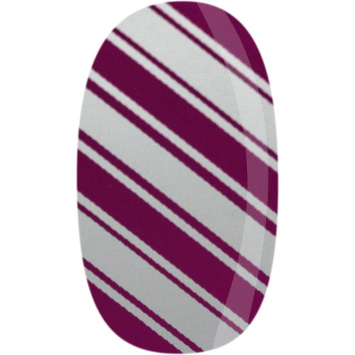 donna-bella-nail-wrap-candy-cane-purple-1-ounce
