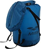 MIER Waterproof Compression Stuff Sack Ultralight Cordura Nylon Dry Bag for Backpacking, Kayaking, Camping, Outdoor...