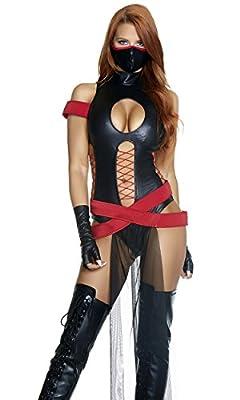 Slay All Day Sexy Ninja Costume