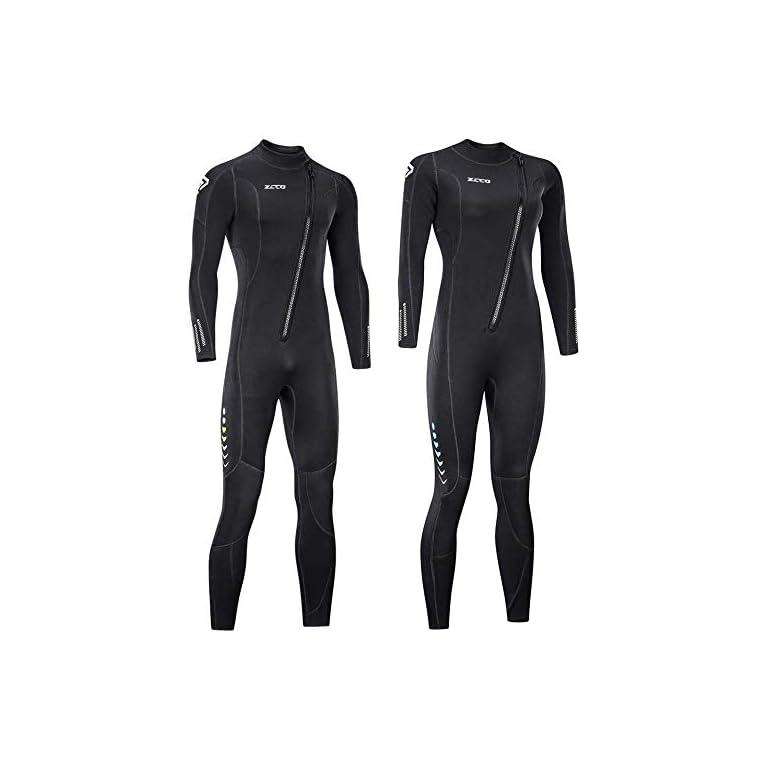 Zcco Ultra stretch Wetsuit