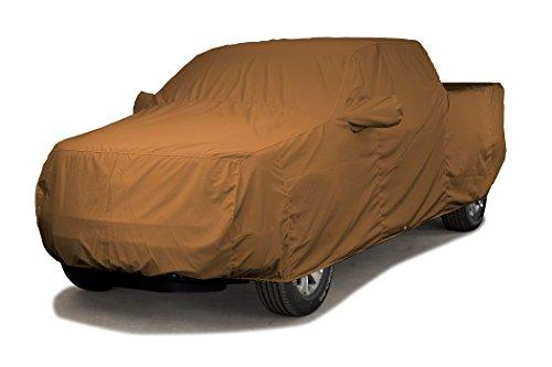 Covercraft Custom Fit Car Cover for Dodge Pickup (Sunbrella Fabric, Toast)