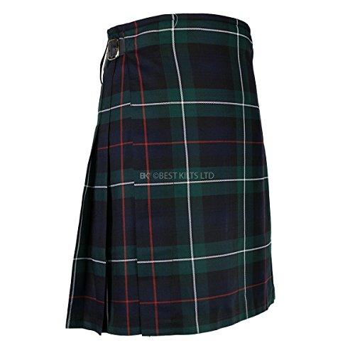 Best Kilts Men's Scottish 5 Yard Party Kilt Mackenzie (34''-36'') by Best Kilts (Image #3)