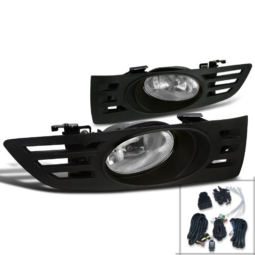 Spec-D Tuning LF-ACD032OEM-RS Honda Acco - Honda Accord Fog Light Installation Shopping Results