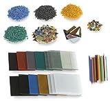 Fuseworks Glass Fusing Kit - Microwaveable Glass Fusing Kit