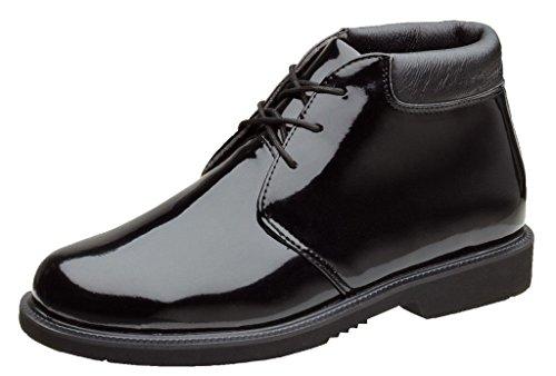 - Thorogood 831-6032 Men's Uniform Classics - Poromeric Chukka, Black - 10 XW US