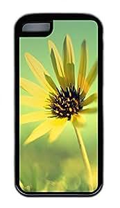Distinct Waterproof Beautiful Chrysanthemum1 Design Your Own iPhone 5c Case
