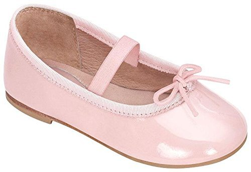 Bloch Girls' Cha Cha (Toddler) - Baby Pink - 24 EU (7 US) (Bloch Infant Shoes)