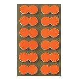 PALSA PINCH-ON-FLOATS (24) FL/ORANGE