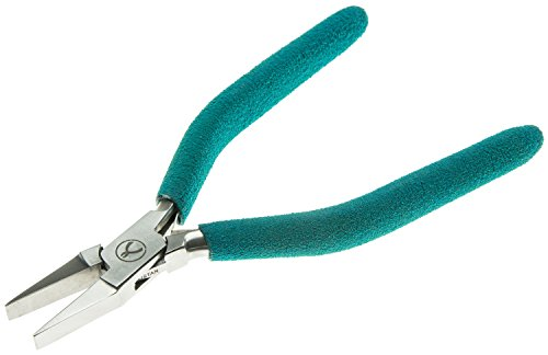 (Wubbers Classic Series Wide Flat Nose Jeweler's Pliers, 7mm)
