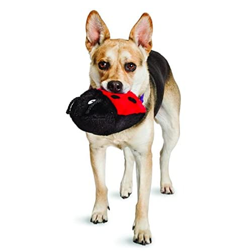 outlet Premier Pogo Plush Ladybug Dog Toy