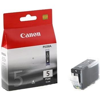 Canon PGI 5 BK Pigment Black Ink Tank