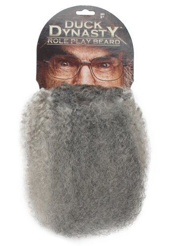 Duck Dynasty Child Si Role Play Beard Standard