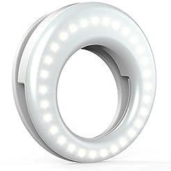 QIAYA Selfie Light Ring Lights LED Circl...