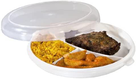 Xavax Microwave Plate, separate with cover [00111043]