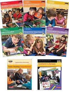 Comprehension Tool Kit - The Primary Comprehension Toolkit: Language and Lessons for K-2, Second Edition