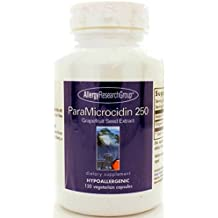 Paramicrocidin Grapefruit Seed Extract 250 Milligrams 120 Veg Capsules
