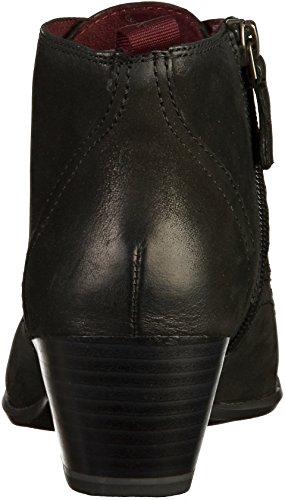 Style Doublure Femme Combat À 25115 Froide Noir Boots Tamaris w07nTtqXx