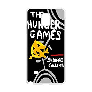 Printed Phone Case The hunger games For Samsung Galaxy Note 4 N9100 Q5A2112698