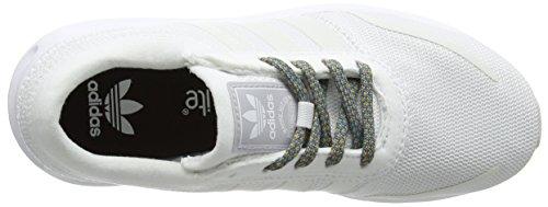 adidas Los Angeles K S74874 Jungen Sneaker Weiß (Ftwr White/ftwr White/ftwr White)