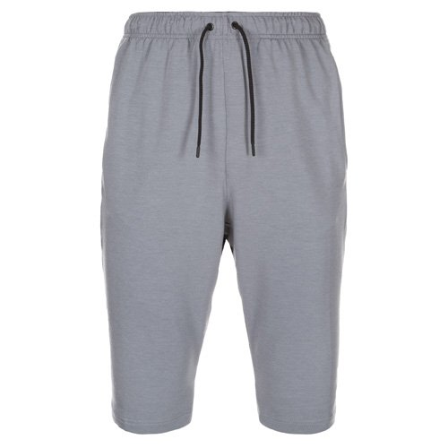 Nike Mens Training Dri-Fit Short, L, Grey