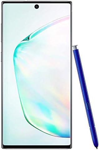 Samsung Galaxy Note 10, 256GB, Aura Glow - Fully Unlocked (Renewed) WeeklyReviewer