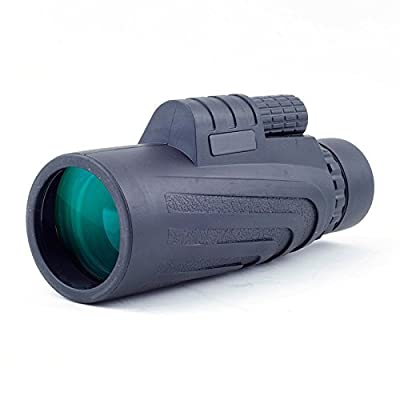 Telescope Monocular, 10X42 Dual Focus Monocular Telescope, Prism Film Optics, Tripod Capable, Waterproof, Monocular Scope for Bird Watching/ Hunting/ Camping/ Hiking / Golf-parent